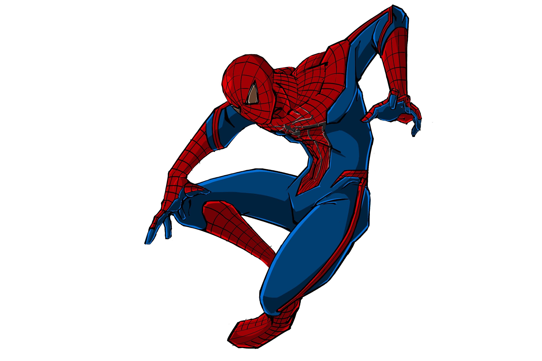 New amazing spider man cartoon