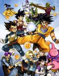 Super Dragonball Z HD Remix