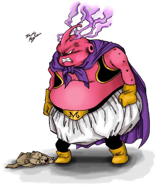fat buu vs. extremis iron man - Battles - Comic Vine  |Fat Buu