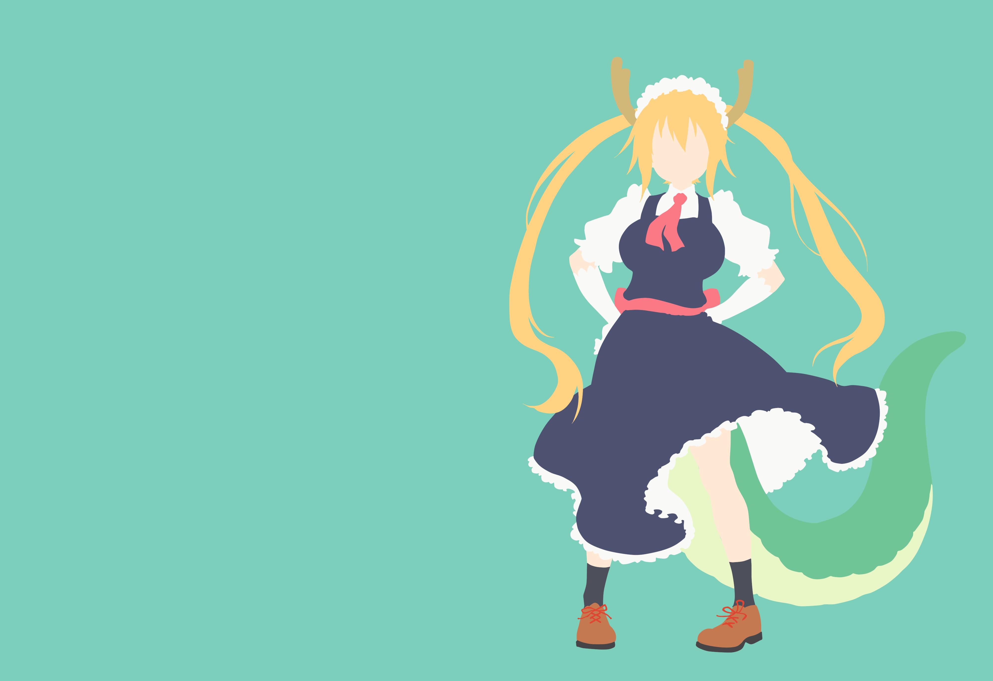 Kobayashi-san Chi No Maid Dragon [Minimalist] By