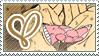 Dei-Hands Stamp by aliac