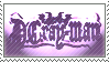 D.Gray-Man Stamp 01 by aliac