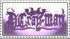 D.Gray-Man Stamp 01 by aliac
