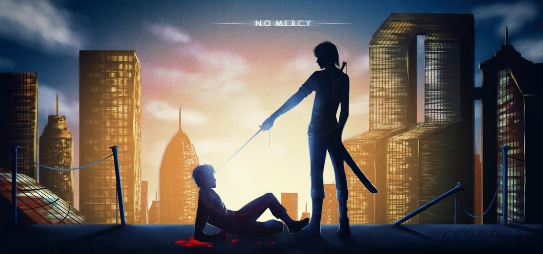 No Mercy by 6worldangel9