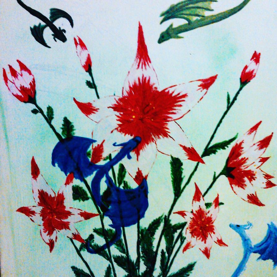 Dragon Flies by SasukeUchihaxSakuraH