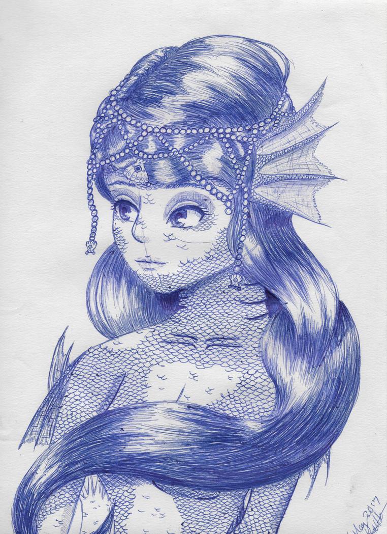 Mermaid Princess by SasukeUchihaxSakuraH