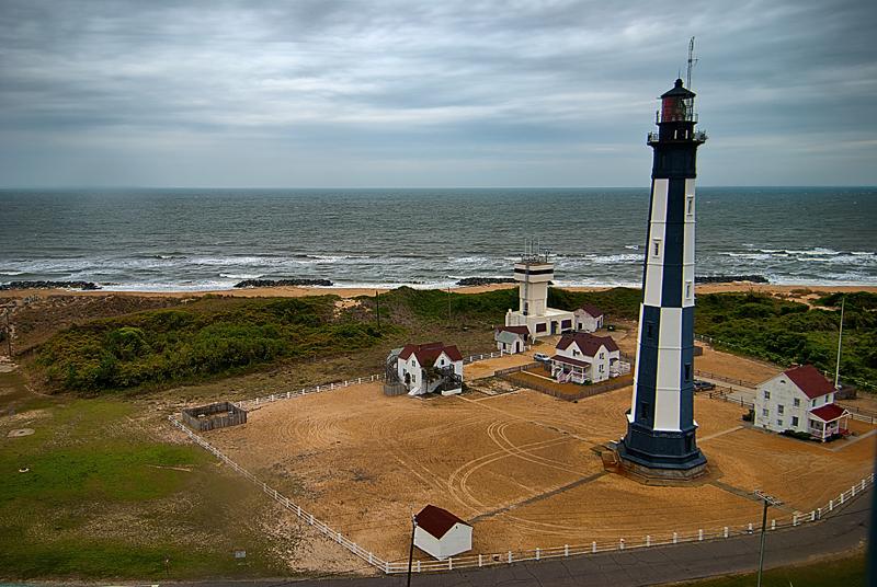 Cape Henry Lighthouse by jazzkidd