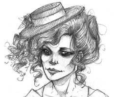 Mrs Lovett by Shiva-Anarion