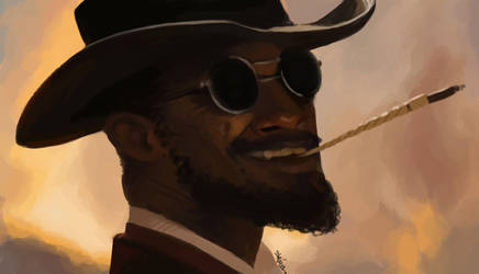 Rough Django