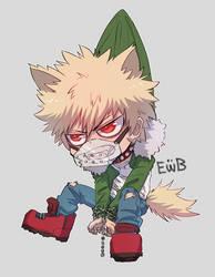 warewolf! by eggswithbenefits