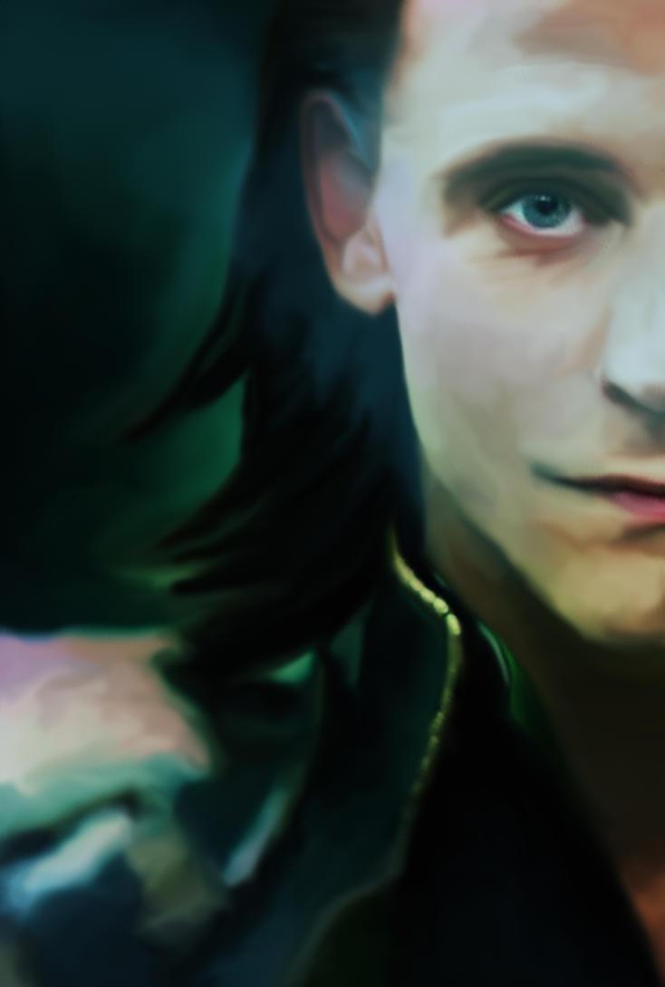 Loki-God of Mischief by Red-Kyu