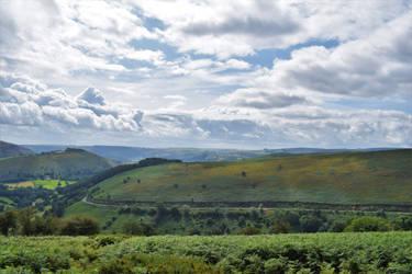 Horseshoe Pass, Wales II