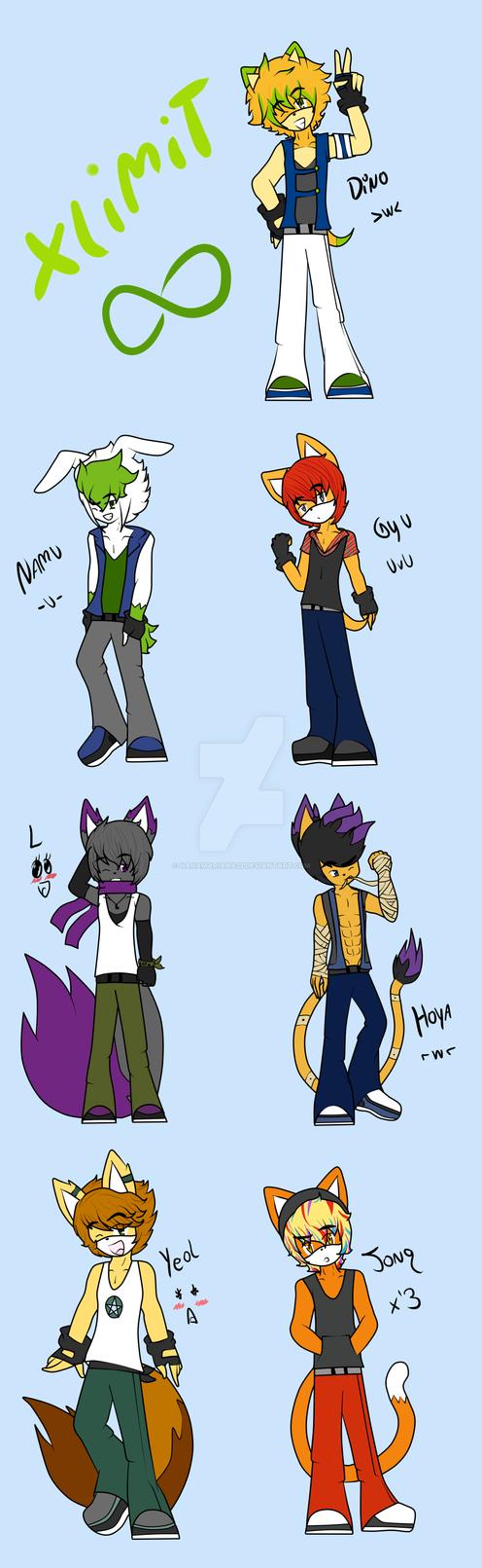 Xlimit .:new looks:. by NanaMariana22