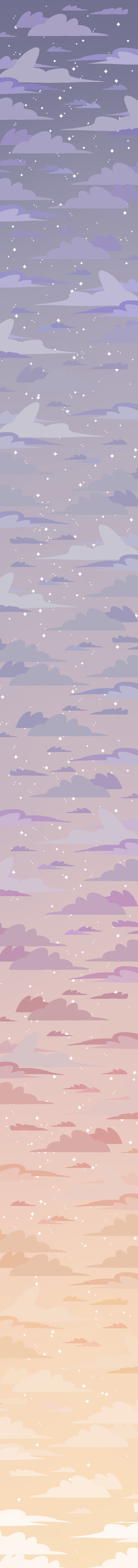 pixel sky custom box + variations by Pyraella