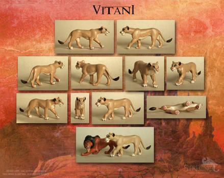 Vitani Sculpture