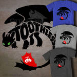 Toothless Typographical Design