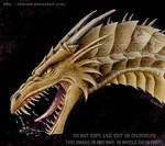 aggressive Dragon