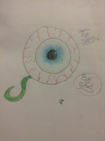 Septiceye Sam! by Female11thDoctor