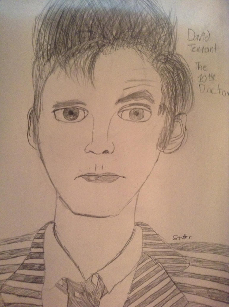 David Tennant As The 10th Doctor by Female11thDoctor
