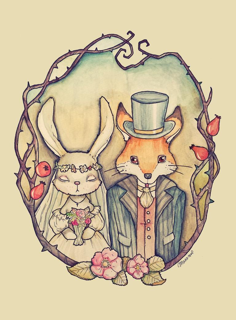 Wedding by Maranvee