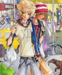 KH: Traverse Shopping
