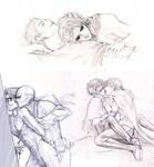 Sketch Commissions: DC+Marvel