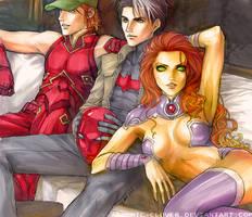 DC: Gingerhood and Friends