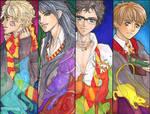 HP: Marauders Four