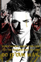 SPN: The Righteous Man by Atomic-Clover