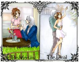 Commission: Seisho and Nisha 2
