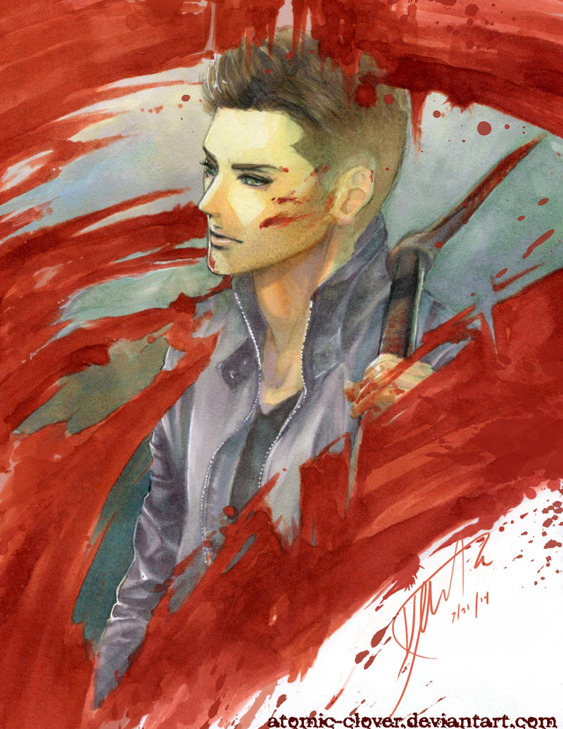 SPN: Mark of Cain by Atomic-Clover on DeviantArt