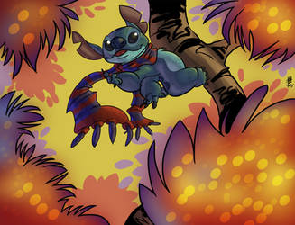 Stitch In Fall 2011 by DonoVanDine