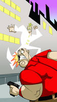 The kick. by Madatom