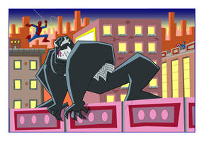 Rooftop Venom by Madatom
