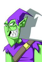 Green Goblin by Madatom