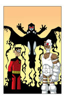 Teen Titans by Madatom