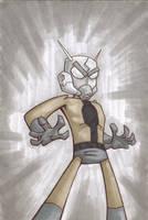 Ant Man by Madatom