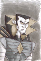 Mr. Sinister by Madatom