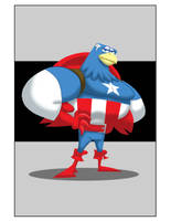 American Eagle by Madatom