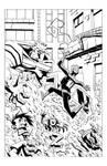 Spiderman sample page1