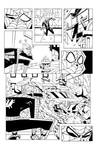 Spiderman sample page 3