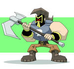 Tooned up Ares