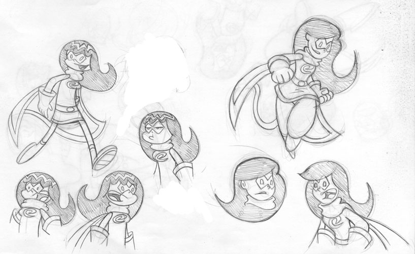 Crusader sketch 4 by Madatom