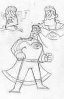 Crusader sketch 6 by Madatom