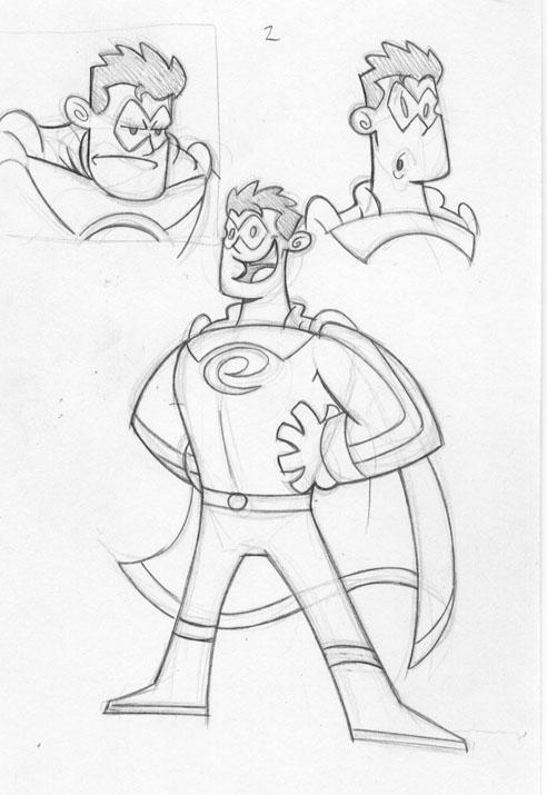 Crusader sketch 7 by Madatom