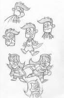 Crusader sketch 9 by Madatom