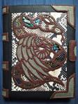 Quetzalcoatl Journal - Front by John-Gallows