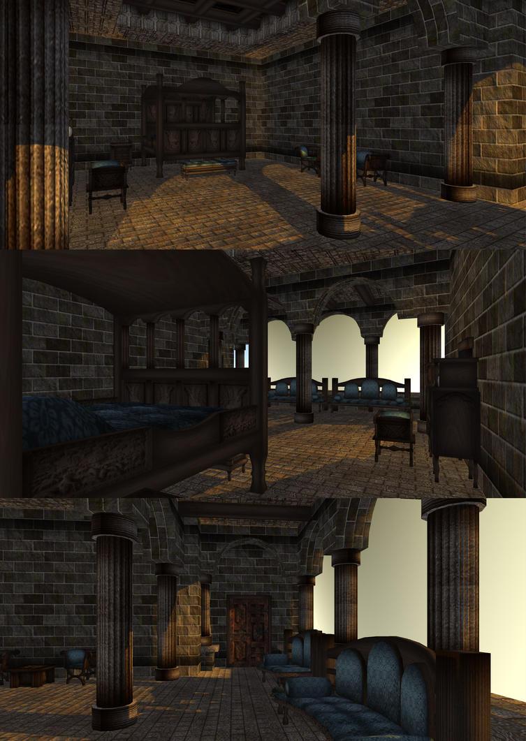 Medieval Bedroom Medieval Bedroom By Aedel On Deviantart