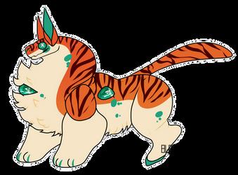 [Demoplushie #093] - Tiger lily