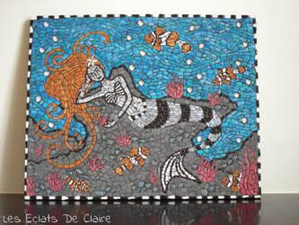Mermaid by les eclats de claire